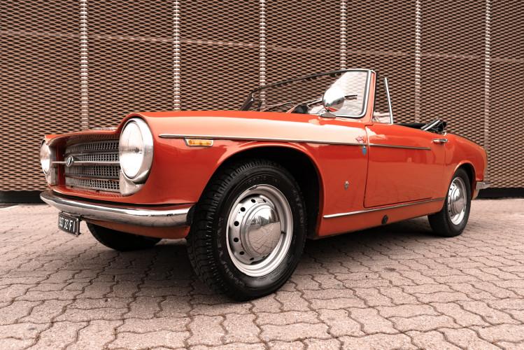 1962 Innocenti 950 Spider 5
