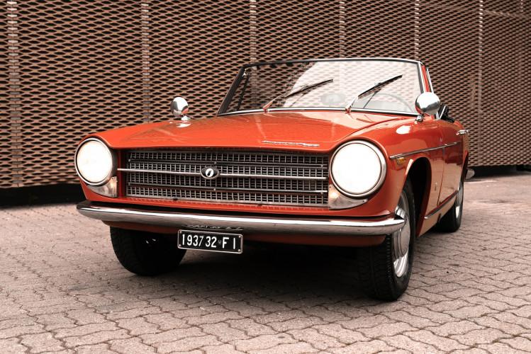 1962 Innocenti 950 Spider 2