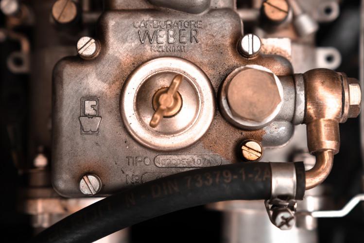 1962 Innocenti 950 Spider 57
