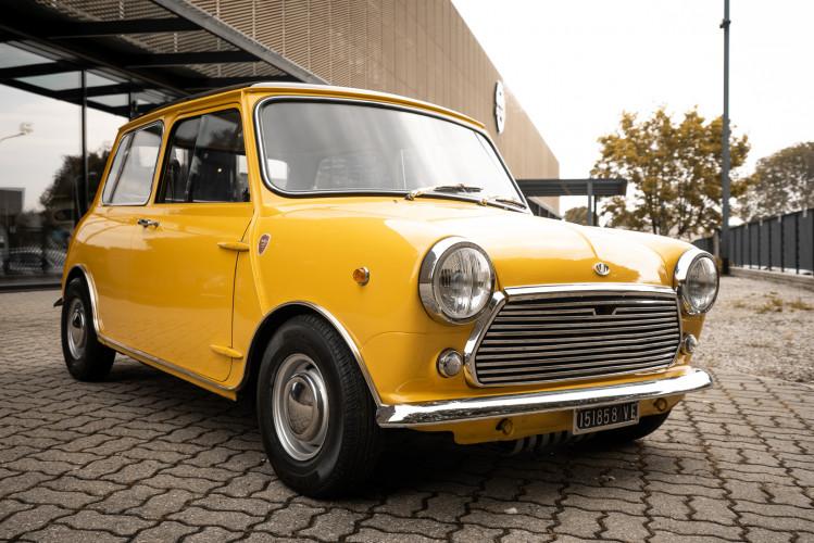 1968 Innocenti Mini Cooper MK1 1
