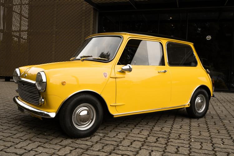 1968 Innocenti Mini Cooper MK1 3