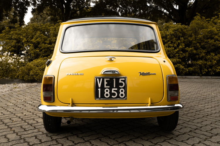 1968 Innocenti Mini Cooper MK1 12