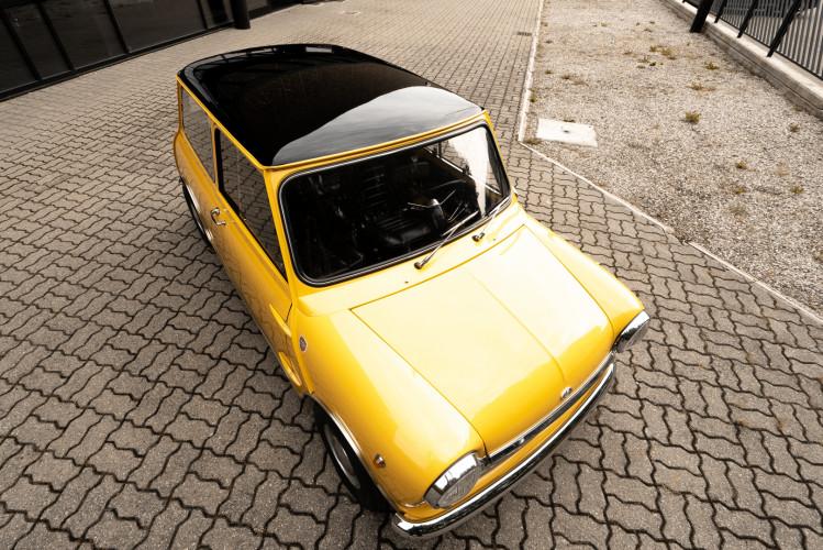 1968 Innocenti Mini Cooper MK1 9