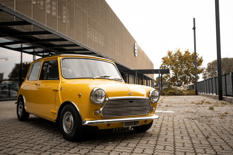 1968 Innocenti Mini Cooper MK1 0