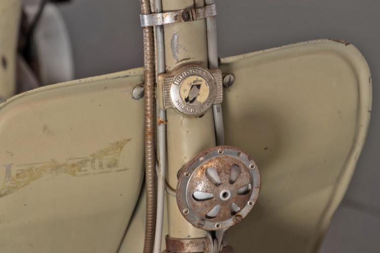1952 Innocenti Lambretta D 125 Freccia d' Oro 14