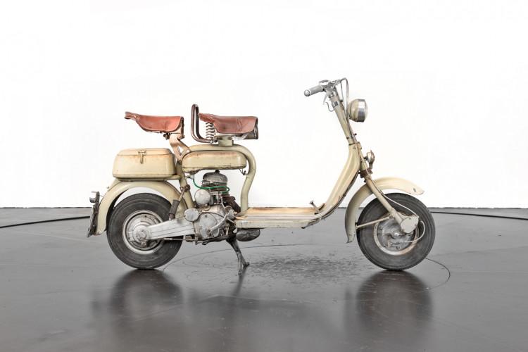 1952 Innocenti Lambretta D 125 Freccia d' Oro 2