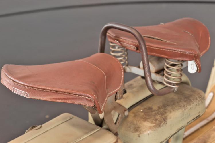 1952 Innocenti Lambretta D 125 Freccia d' Oro 7