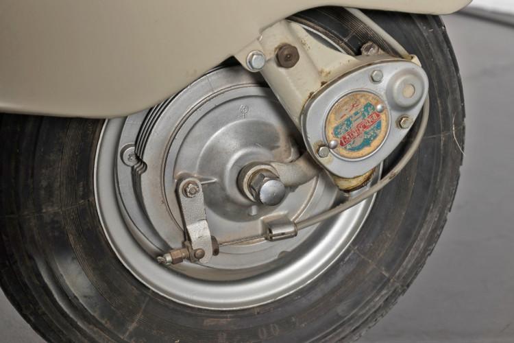 1954 Lambretta 125 LD Electric Start 10
