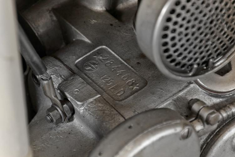 1954 Lambretta 125 LD Electric Start 13