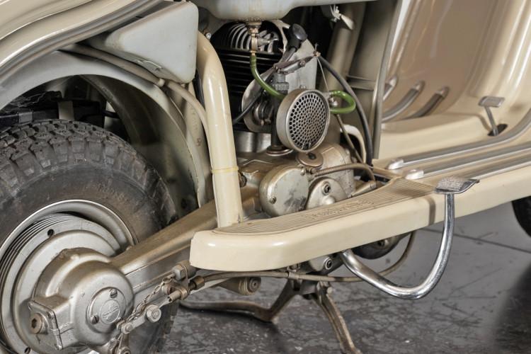 1954 Lambretta 125 LD Electric Start 15