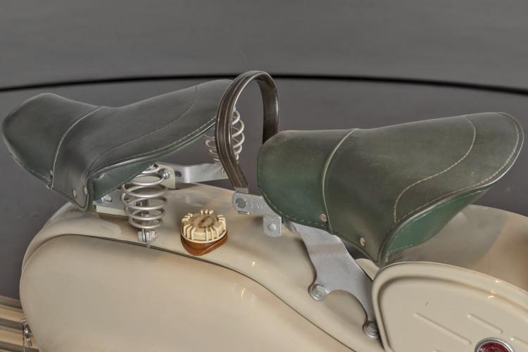 1954 Lambretta 125 LD Electric Start 6