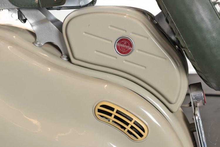 1954 Lambretta 125 LD Electric Start 7