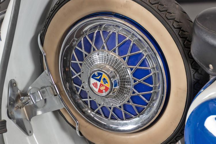 1968 Innocenti Lambretta 125 special 7