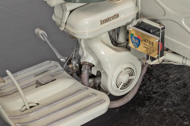 1958 Innocenti Lambretta 150 FD  11