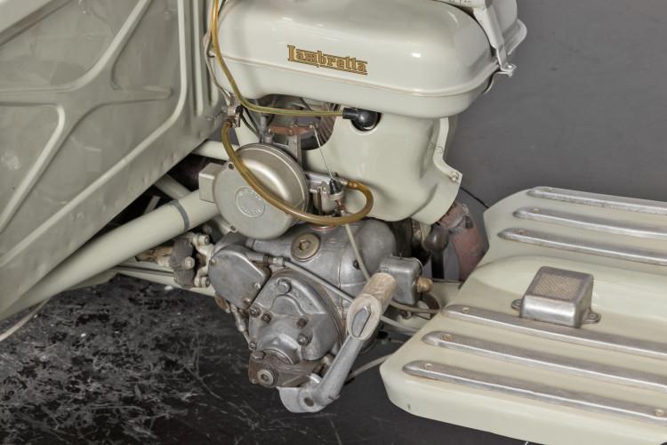 1958 Innocenti Lambretta 150 FD  4