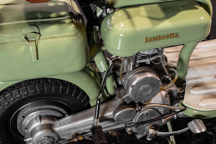 1952 Innocenti Lambretta 125 D 12