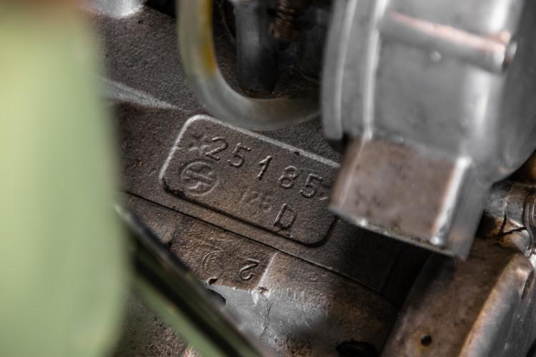 1952 Innocenti Lambretta 125 D 11