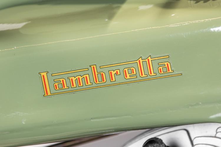 1952 Innocenti Lambretta 125 D 16