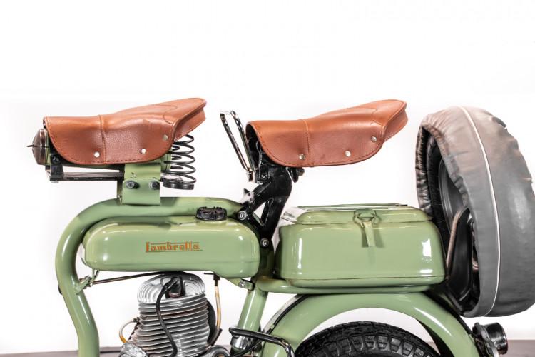 1952 Innocenti Lambretta 125 D 7