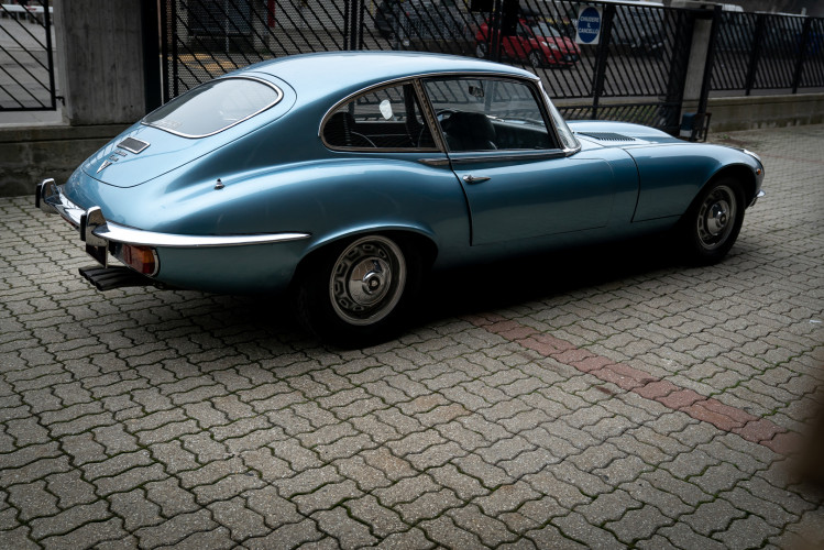 1971 Jaguar E-Type V12 Coupé 7