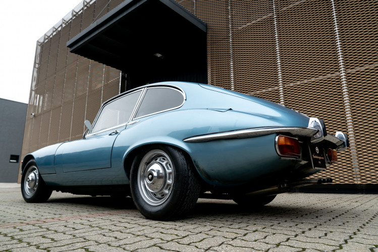 1971 Jaguar E-Type V12 Coupé 10