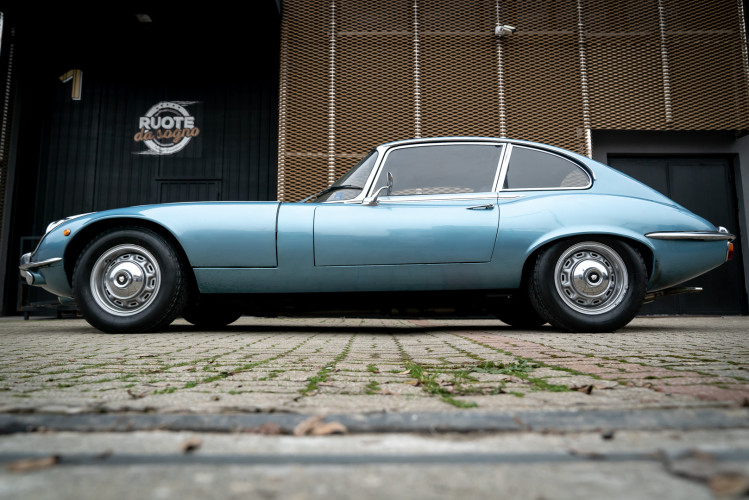 1971 Jaguar E-Type V12 Coupé 3