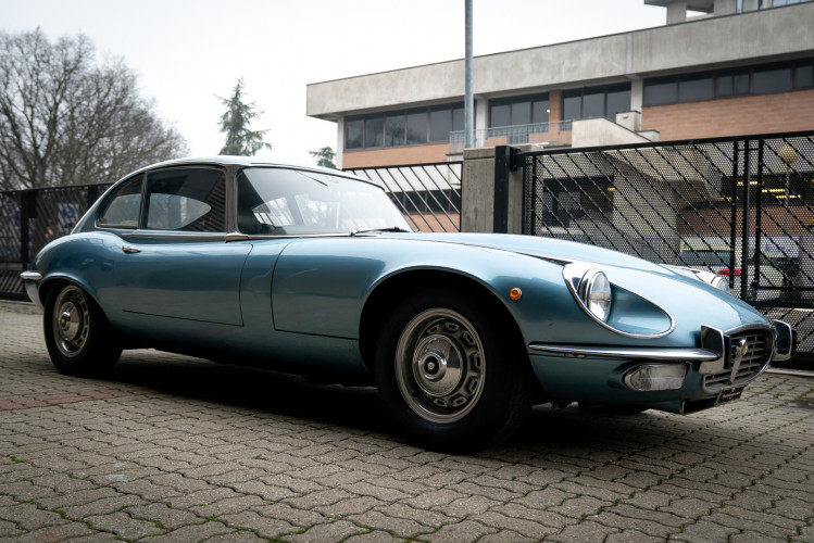 1971 Jaguar E-Type V12 Coupé 5