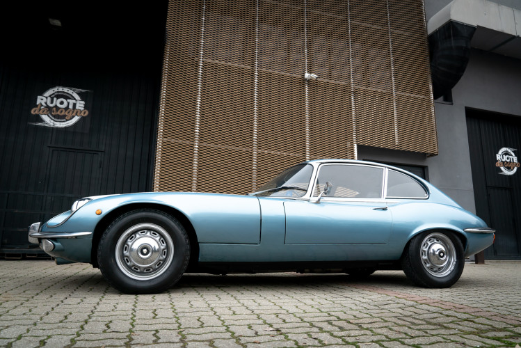 1971 Jaguar E-Type V12 Coupé 1