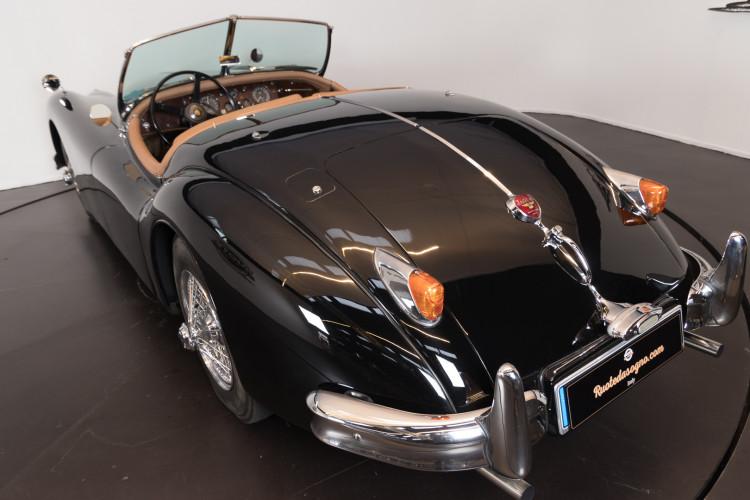 1955 Jaguar XK140 Roadster OTS 15