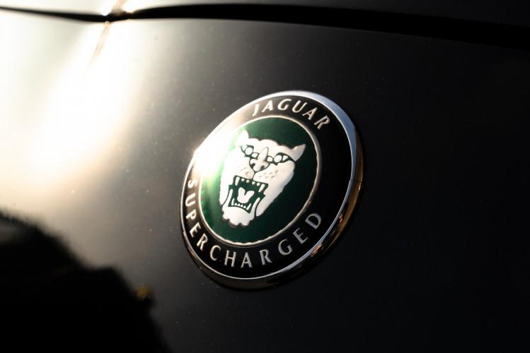 2002 Jaguar 4.2 XKR Coupé 10