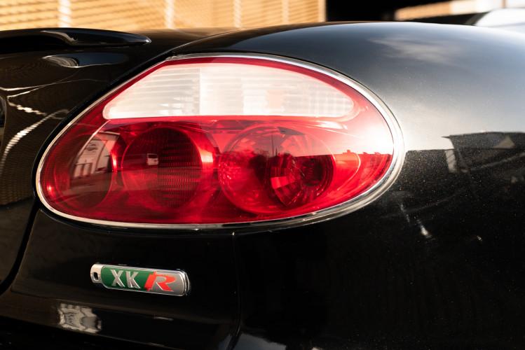 2002 Jaguar 4.2 XKR Coupé 12
