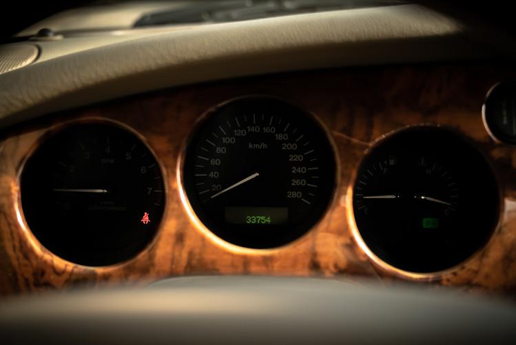 2002 Jaguar 4.2 XKR Coupé 33