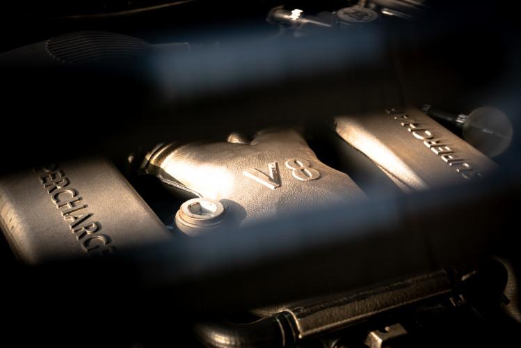 2002 Jaguar 4.2 XKR Coupé 47