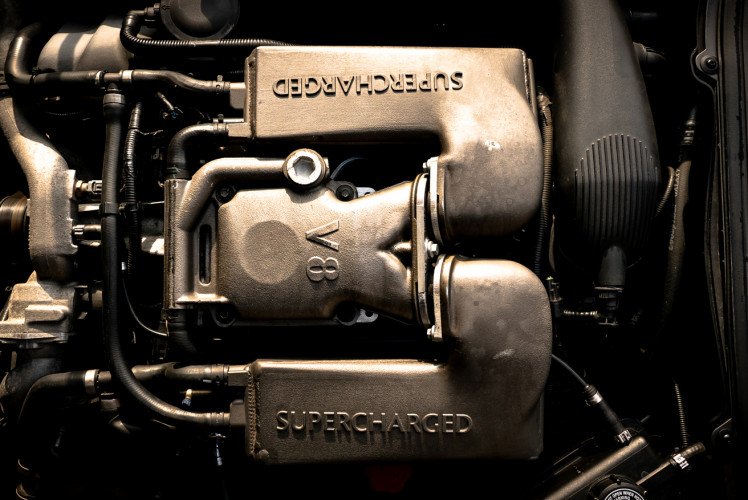 2002 Jaguar 4.2 XKR Coupé 49