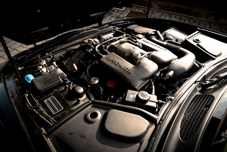 2002 Jaguar 4.2 XKR Coupé 50
