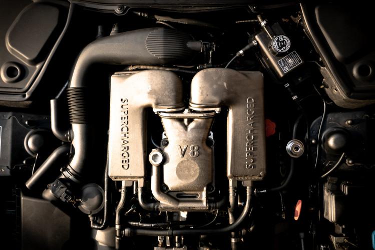 2002 Jaguar 4.2 XKR Coupé 52