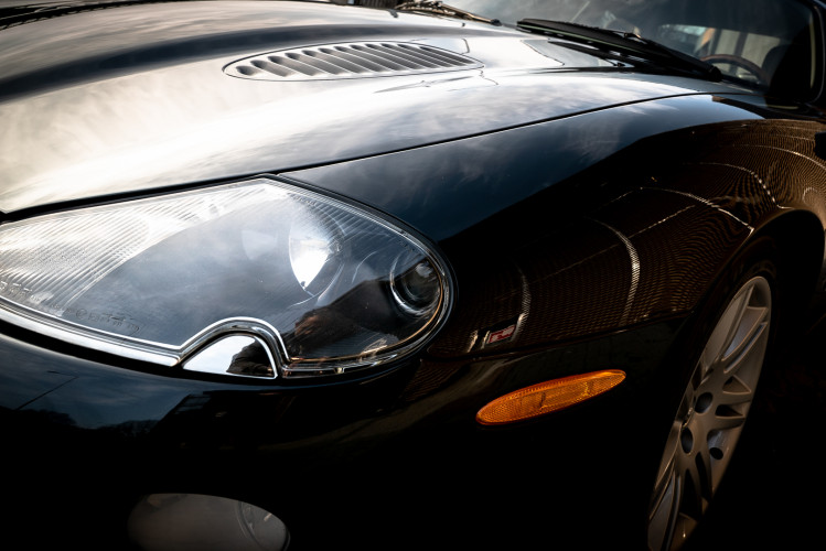 2002 Jaguar 4.2 XKR Coupé 54