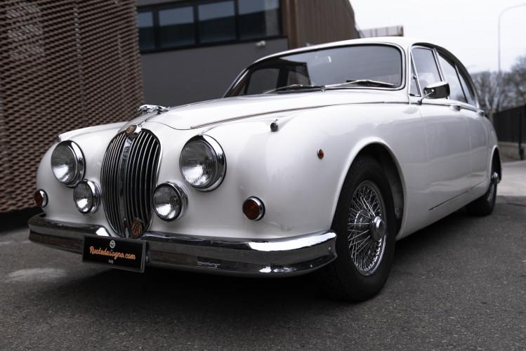 1962 JAGUAR MK2 3.8 0