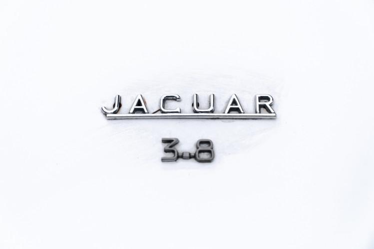 1962 JAGUAR MK2 3.8 4