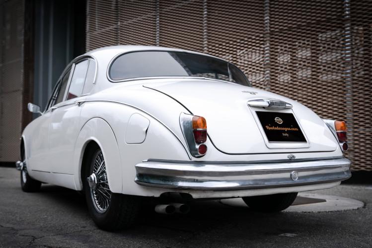 1962 JAGUAR MK2 3.8 2
