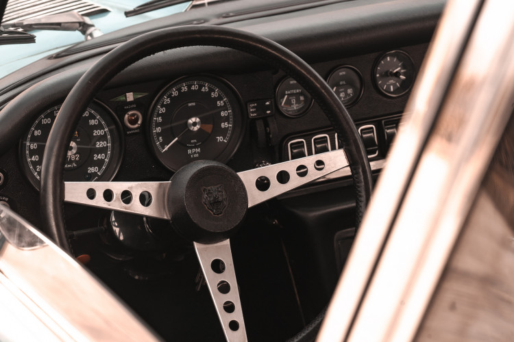 1971 Jaguar E-Type V12 Coupé 53