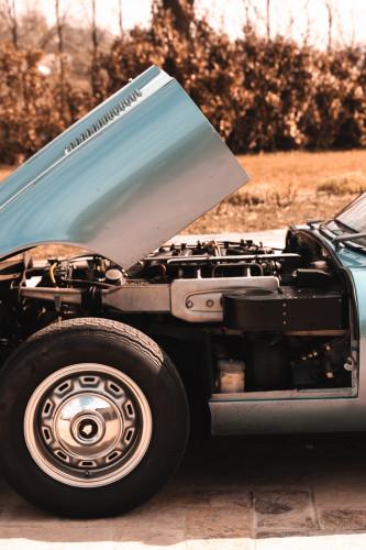 1971 Jaguar E-Type V12 Coupé 55