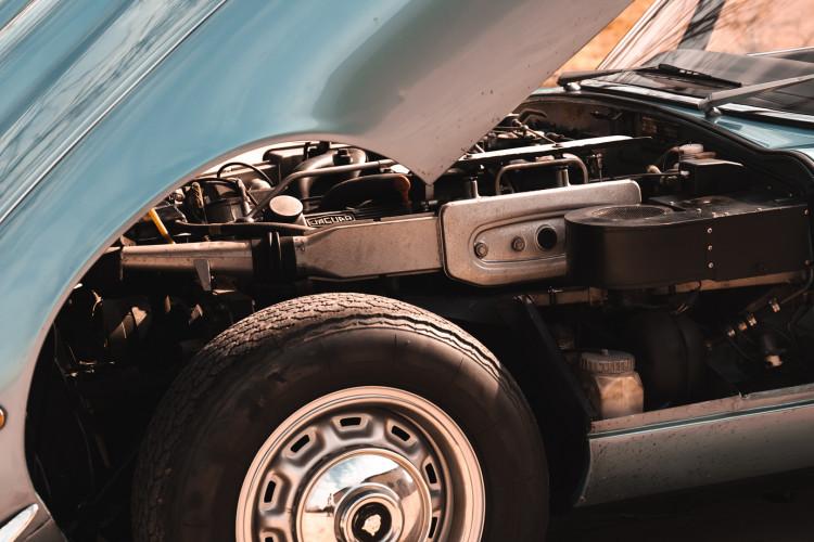 1971 Jaguar E-Type V12 Coupé 59