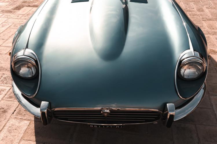 1971 Jaguar E-Type V12 Coupé 9