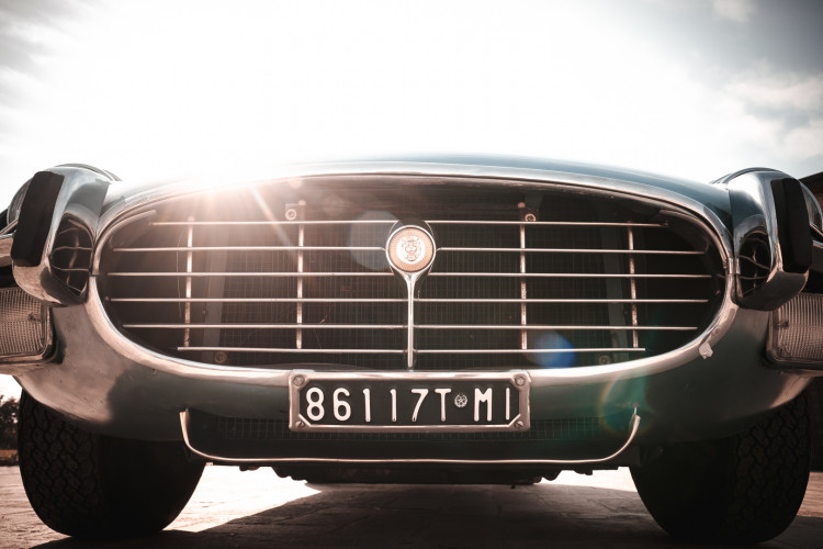 1971 Jaguar E-Type V12 Coupé 12