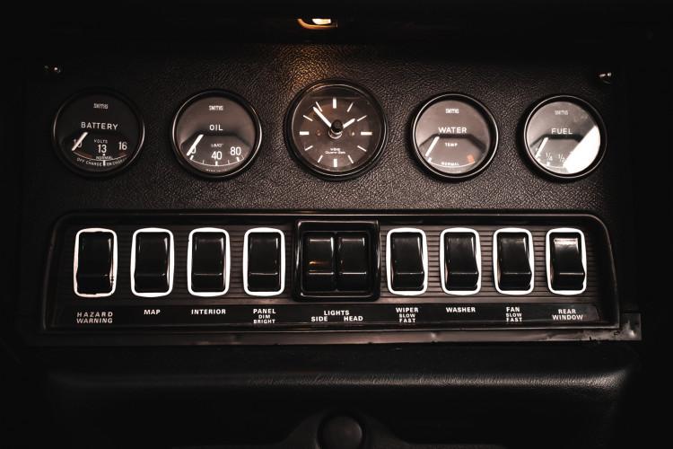 1971 Jaguar E-Type V12 Coupé 43
