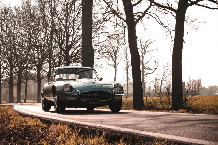 1971 Jaguar E-Type V12 Coupé 0
