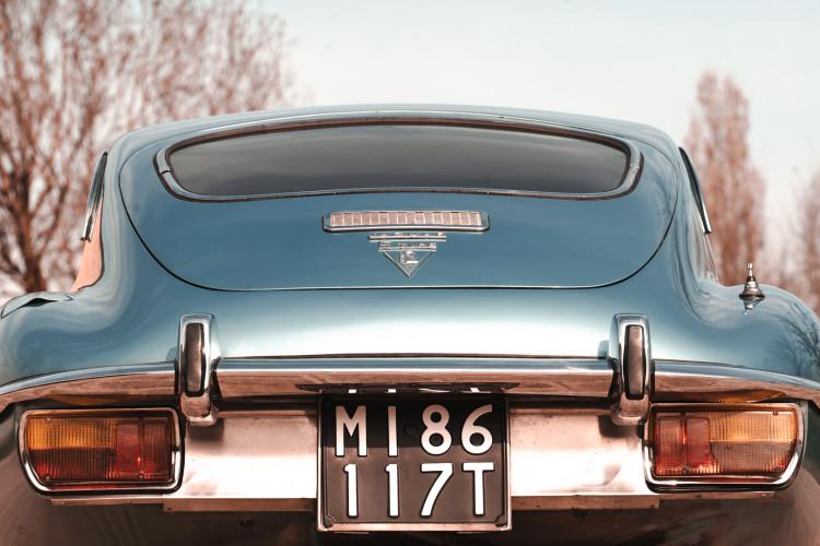 1971 Jaguar E-Type V12 Coupé 17