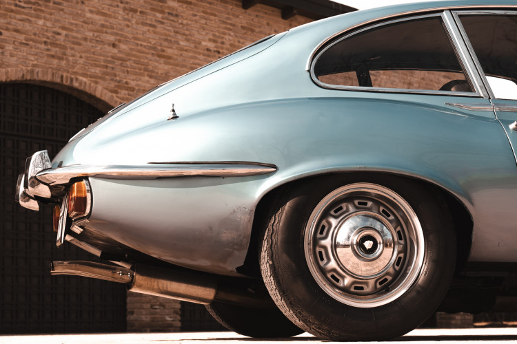 1971 Jaguar E-Type V12 Coupé 22