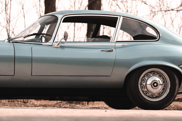 1971 Jaguar E-Type V12 Coupé 26